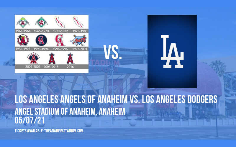 Los Angeles Angels of Anaheim vs. Los Angeles Dodgers [CANCELLED] at Angel Stadium of Anaheim